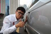 新车评网用车小知识视频:无需钣金和喷漆修复凹痕