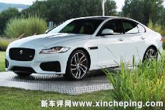 新车评网西班牙试驾捷豹XF视频