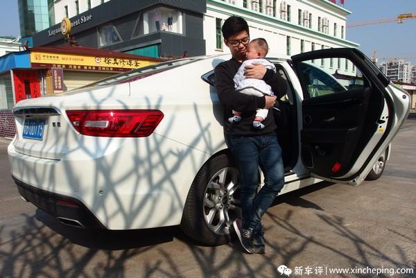博瑞长测(26)宜商亦宜家,老板车也能胜任奶爸专车
