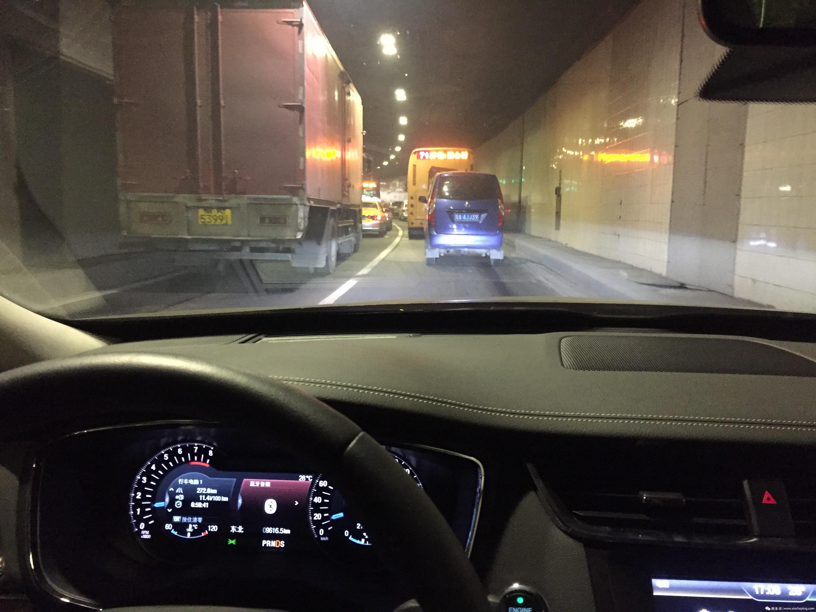 隧道亲证金牛座环境隔音不错