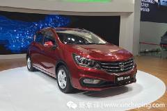 2016北京车展车评人点评:上汽通用五菱宝骏310