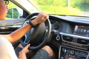 博瑞長測(32)細節看博瑞——行駛動態還像新車嗎?