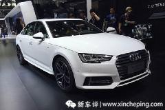2016北京车展车评人点评:一汽大众奥迪新A4L