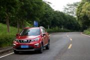 长安CS15长测(2)不是幻觉,初判断这是一辆轻松易驾SUV