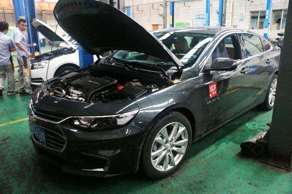 迈锐宝XL长测(9)首保有效率、机油标准高