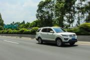 长安CX70长测(4)跑长途高速,体验能打几分?