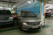 东风风行S500长测(4)大块头停车得靠好帮手