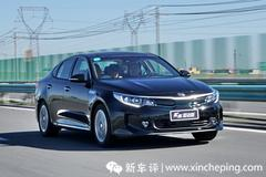 起亚K5混动版首试:号称比丰田还省油,这是真的吗?