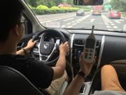 東風風行S500長測(8)有轎車般安靜?思域不服來戰