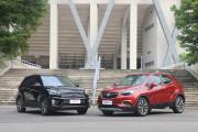 小型SUV正面对话:新昂科拉和ix25谁更有吸引力?