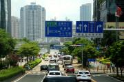 驾车对话城市:深圳的美好,愿交通法规之下人皆遵守