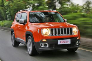 广汽菲克Jeep自由侠 1.4T