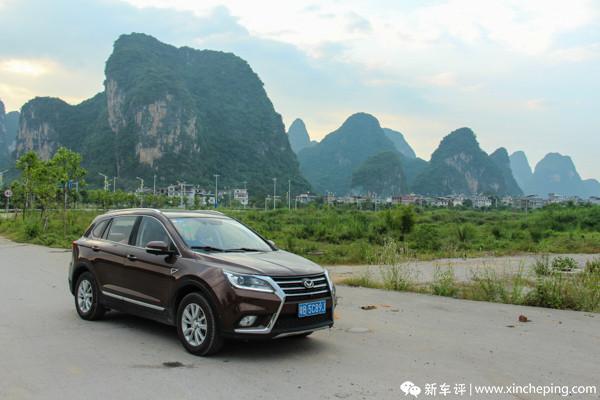 幻速S6长测(20)拖家带口去桂林自驾游(中)