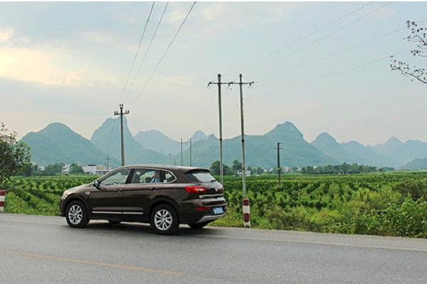 幻速S6长测(19)拖家带口去桂林自驾游(上)