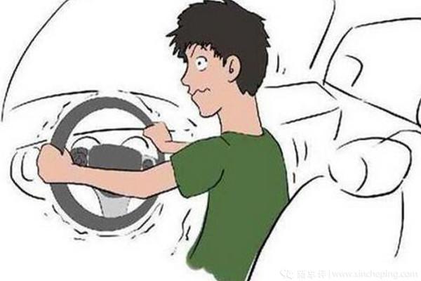 """""""刹车方向抖动""""到底是什么问题?"""