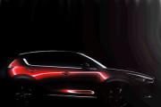 缩小版的CX-9?全新马自达CX-5预告图发布