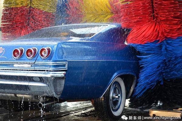 机器洗车和人工洗车哪种对车子保护更好?