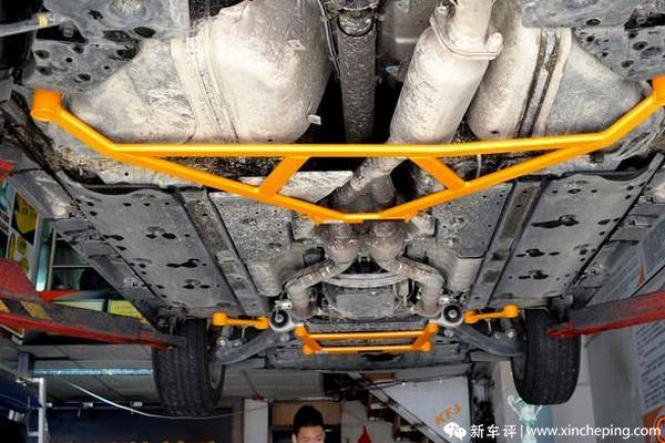 考虑给车子加装防倾杆,国产和进口有差异吗?