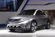 2016广州车展实拍:传祺EV Coupe