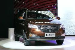 售6.78-9.18万元 北汽威旺M50F正式上市