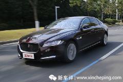 新车评网YYP试驾捷豹XFL视频