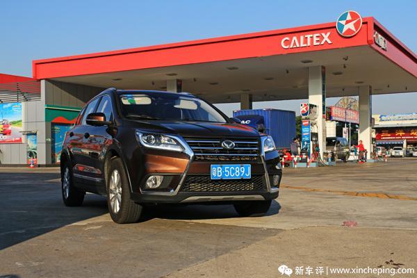 幻速S6长测半年油耗汇总:处于同级的正常水准