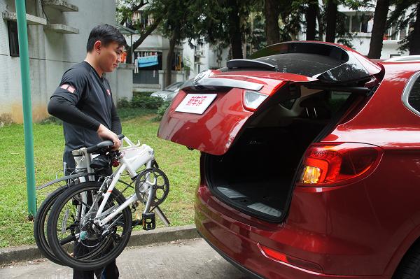 昂科威长测(7)为什么我们需要SUV的尾厢?