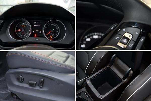 5寸中控大屏,彩色行车电脑屏幕,后视镜停车自动折叠,迎宾踏板饰条,右