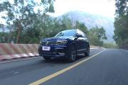 新车评网试驾大众进口Tiguan视频