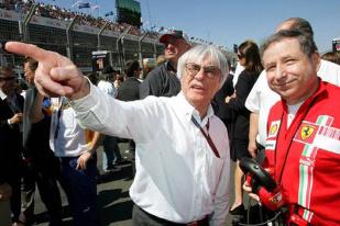伯尼时代结束 F1一级方程式换新掌门