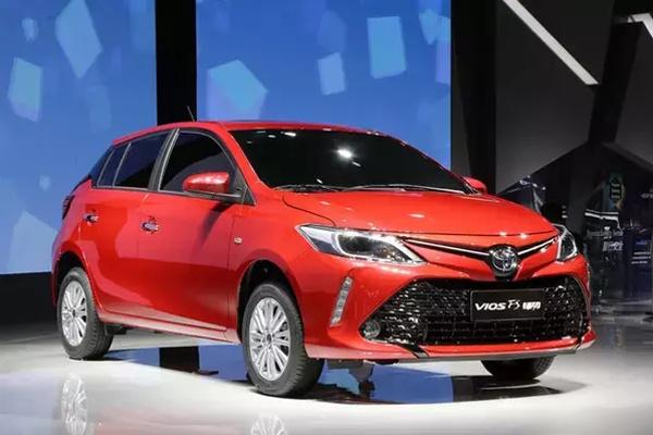 一汽丰田年度目标70万辆,将推6款新车
