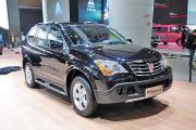 不让GS8和H7L独美,荣威要推中型7座SUV,命名为RX8