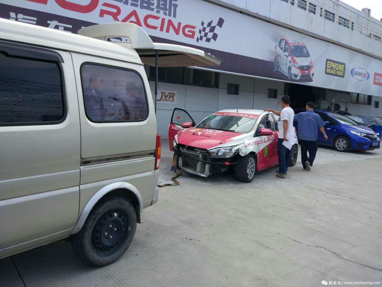 全力修复致炫赛车,准备12小时耐力赛