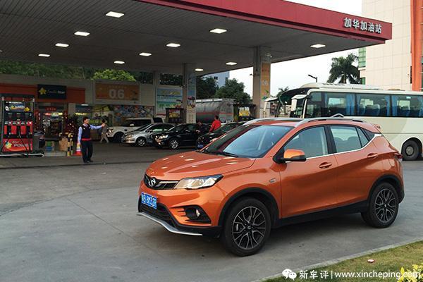 油耗合理 东南DX3两个月长测油耗总结