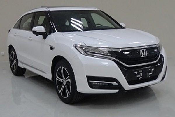 冠道兄弟车型,东本UR-V预告图