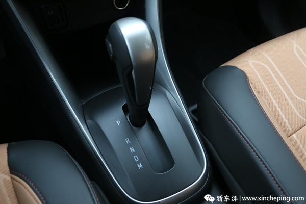 手自一体和6挡手动变速箱