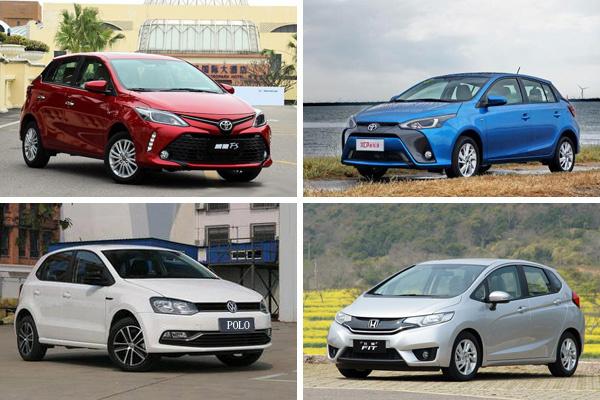 丰田威驰fs配置价格分析:三款车型值得购买