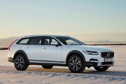 预售49万起 V90 Cross Country 4月上市
