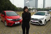 新车评Let's购:全新致炫VS飞度,日系小型车你粉谁?