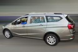 上海车展发布,宝骏首款旅行车310W谍照曝光