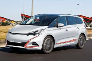 威马汽车首款概念车将于上海车展首发