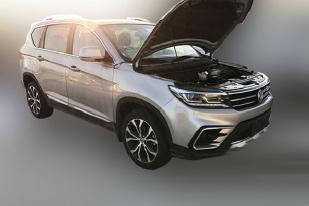 上海车展发布,景逸X5 1.5T车型谍照曝光