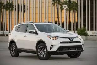 消费者报告:最省油的十款SUV,日系占七款
