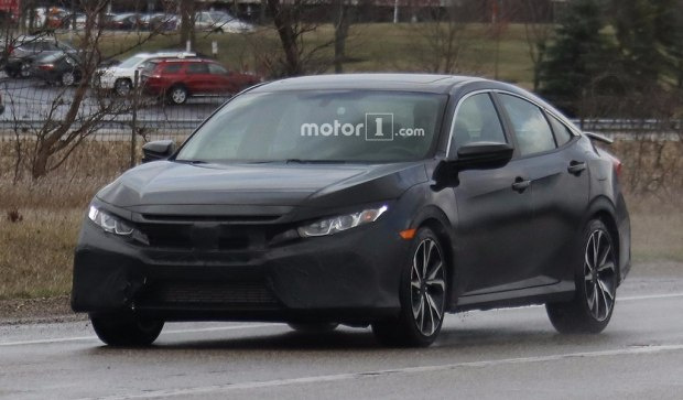 实用且运动 全新思域Si Sedan