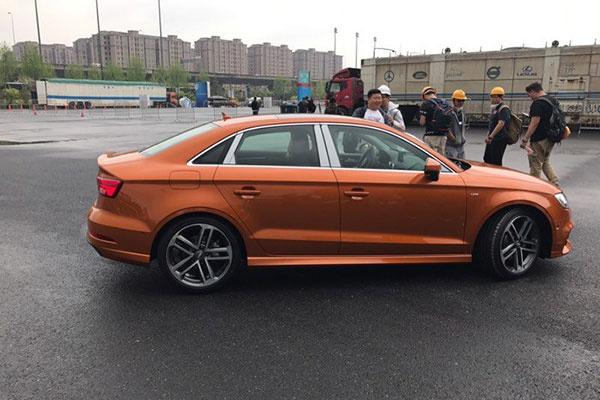 上海车展这些重磅新车你必须看:欧美系
