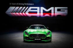 3.6秒破百 AMG顶级性能野兽国内首秀