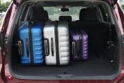 主流SUV尾厢空间哪家强?实测数据告诉你