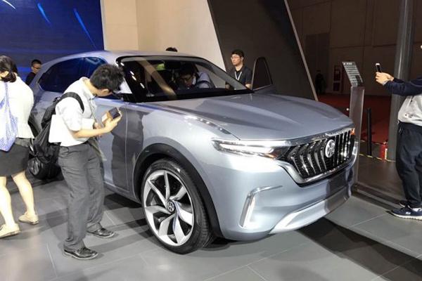 上海车展:正道K550全球首次发布