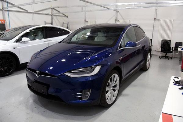 涉及6634辆 特斯拉Model S/X车型遭召回