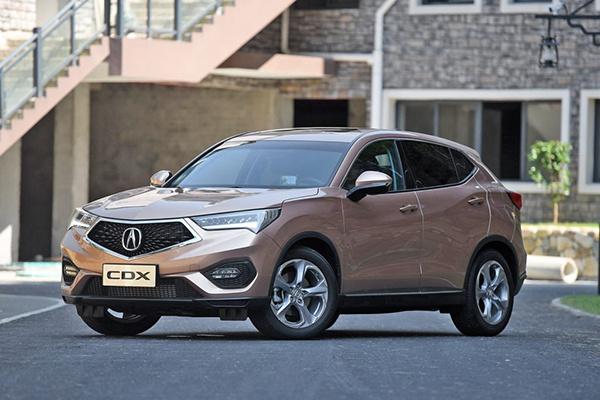 国产TLX-L将12月上市 讴歌在华新车计划